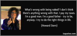 What's wrong with being naked? I don't think there's anything wrong ...
