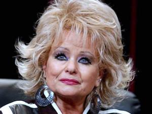 Tammy Faye Bakker Appears on Donahue to Defend Herself, Husband & PTL ...