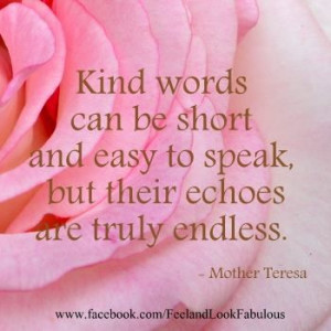 Sprinkle some kindness today http://www.facebook.co ...