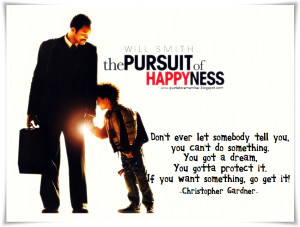 THE PURSUIT OF HAPPYNESS [2006]