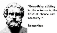 Atomism: Democritus And Epicurus