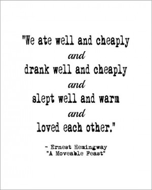 INSTANT DOWNLOAD literary love quote print by JenniferDareDesigns, $5 ...