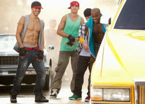 and it stars the star of the fourth film step up revolution ryan ...