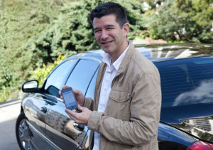 Travis Kalanick is the co-founder of Uber in this 2011 photo. (Photo ...