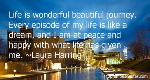Laura Harring quotes: top famous quotes and sayings from Laura Harring