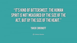 quotes about the human spirit