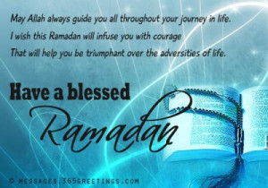Happy Ramadan Mubarak Quotes, wishes, Greetings | SMS Message