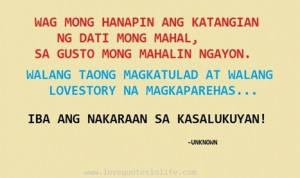 Gangster Love Quotes For Him Gangster Love Quotes Tagalog
