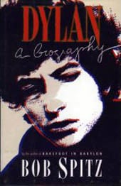bob spitz dylan a biography new york mcgraw hill 1989 639 pages spitz ...
