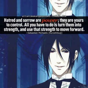 Black Butler Anime quotes