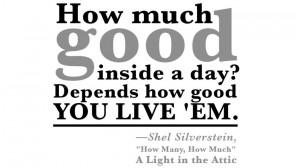Shel-silverstein