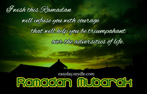 Ramadan Wishes Quotes English