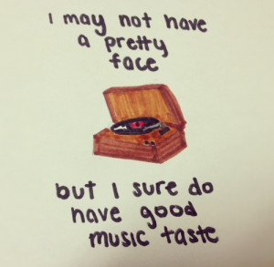 cute music old cute quotes sayings record player drawings with quotes