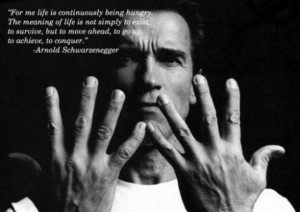 Rules of Success from Arnold Schwarzenegger
