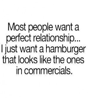 Hamburger Quote