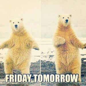 Almost Friday..