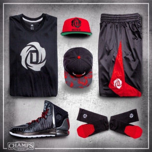 Derrick Rose Outfit