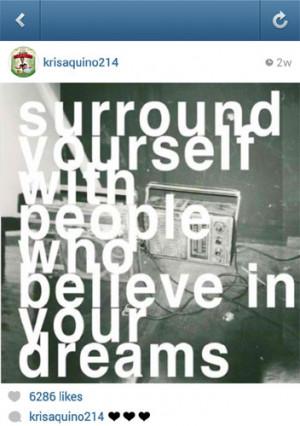 kris instagram2