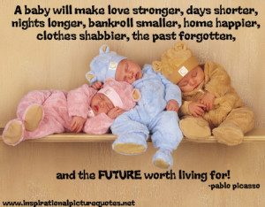 Cute Sleeping Baby Quotes