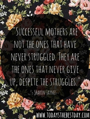 10 Habits Of A Successful Mom