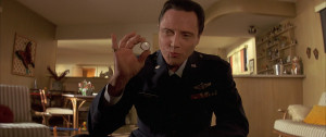 christopher walken plays captain koons in part 11 of the analysis on ...
