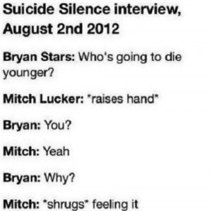 rest in paradise mitch lucker