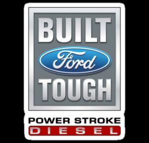 Truck Tee's › Portfolio › Built Ford Tough PowerStroke Diesel