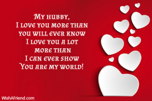 Love You My Husband Images