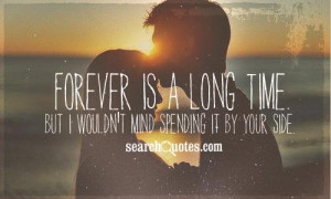 Go Back > Gallery For > I Want You Forever Quotes