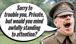 No more shouting: Touchy-feely military instructors are now replacing ...