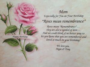 HAPPY-BIRTHDAY-Gift-MOM-Mother-Grandma-Grandmother-Sentimental ...