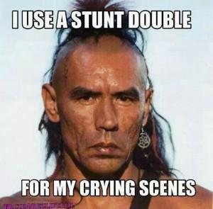 Wes Studi is one bad mofo!!