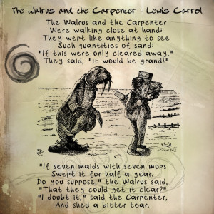 The Walrus and the Carpenter by Lewis Carroll Part 1