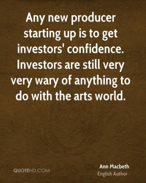 Ann Macbeth Quotes