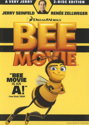 Bee Movie A Very Jerry 2 Disc Edition