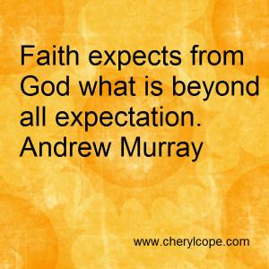 religious quotes about faith