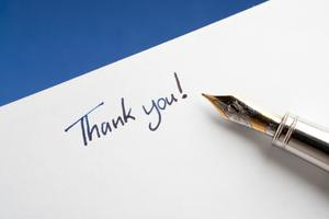 Famous Thank-You Quotes