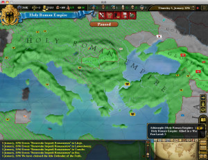 Thread: The Holy Roman Empire Squared - A history blog AAR