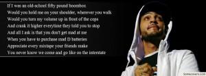 Gym Class Heroes Lyrics Facebook Cover