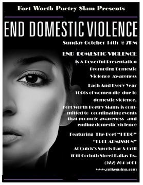 Domestic Violence Poems and Quotes