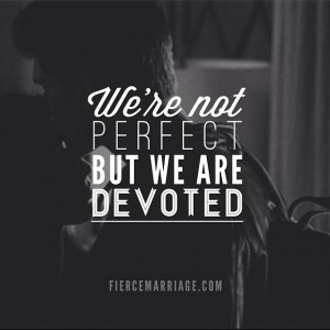 When we're full in Christ alone, suddenly we have margin (extra room ...