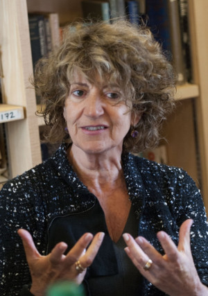 Susie Orbach at the Hampstead and Highgate Literary Festival Picture