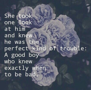 amor, bad boy, in love, love, love quotes, magic, perfect boy, quotes ...