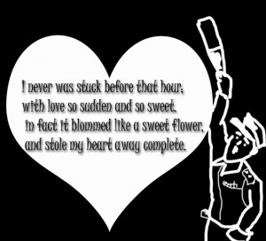 Stole Your Heart Quotes For