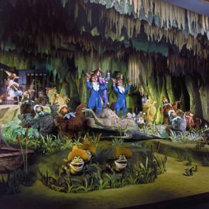 Pana-Vue Slides from Disneyland