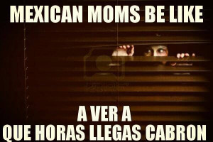 Mexican moms be like #2
