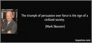 More Mark Skousen Quotes