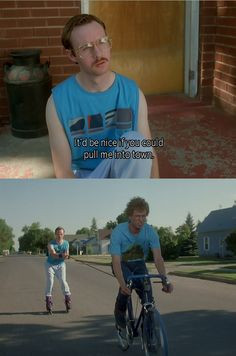 My go-to quote for Napoleon Dynamite!! Love ittt!!! @Brooke Baird ...