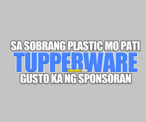 funny quotes tagalog, pinoy jokes, plastic