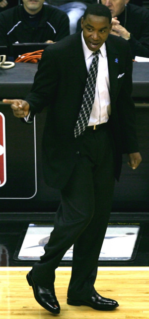 Isiah Thomas - Wikipedia, the free encyclopedia